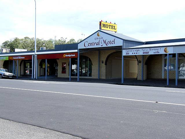 Gin Gin Central Motel - Accommodation Coffs Harbour
