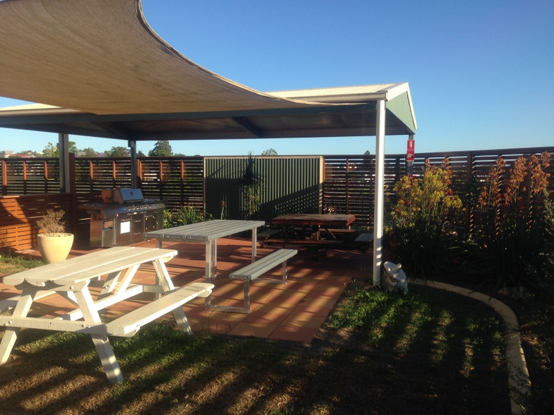 Gympie Caravan Park - Queens Park - Accommodation Coffs Harbour
