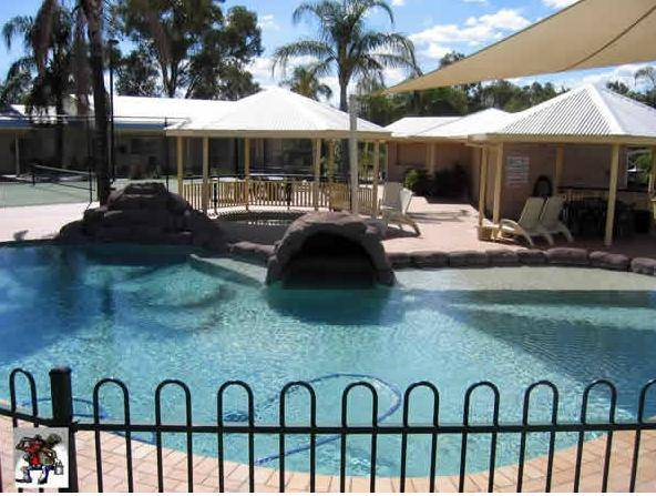 Jolly Swagman Motor Inn - Accommodation Coffs Harbour