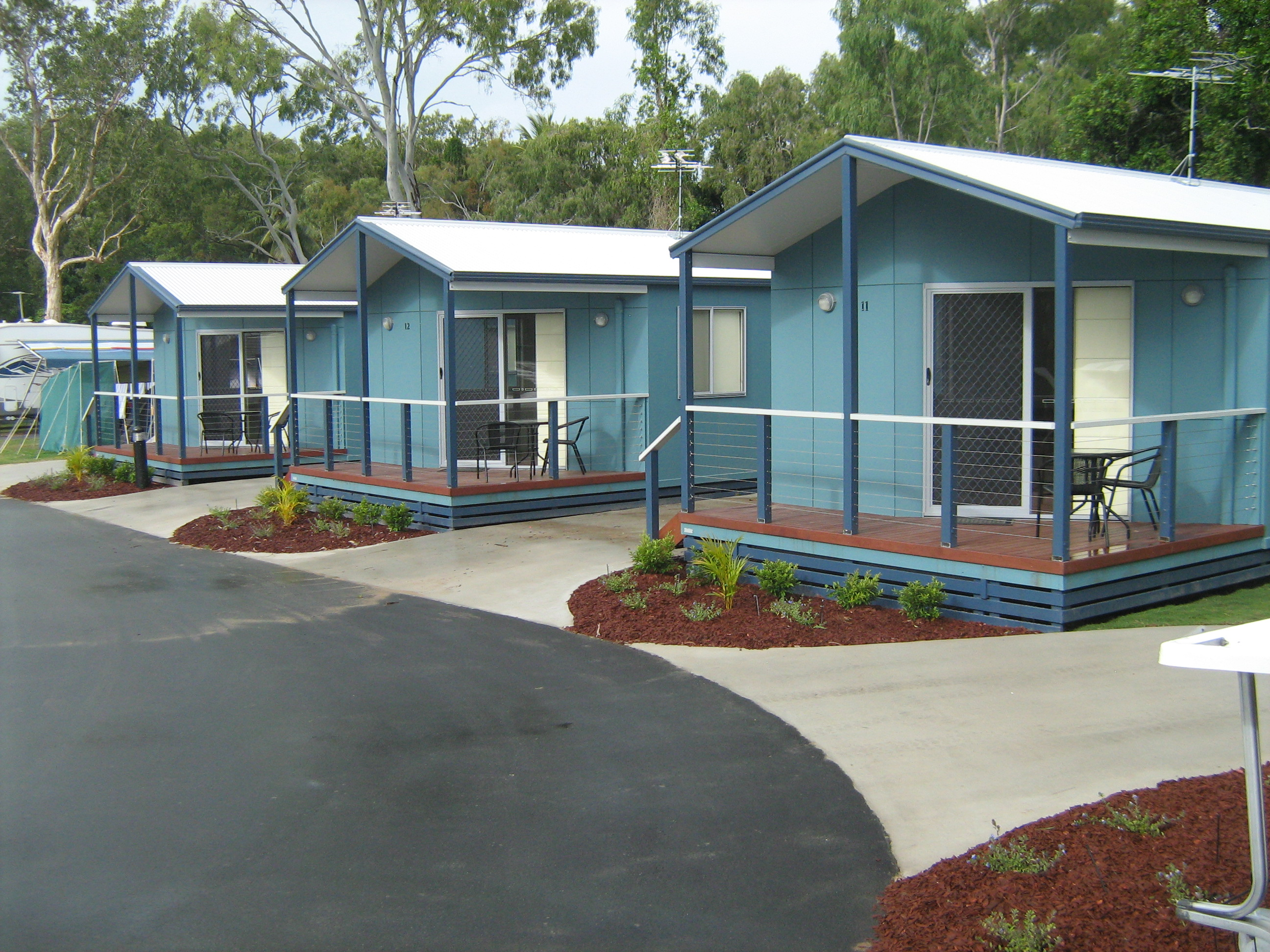 BIG4 Mackay Blacks Beach Holiday Park - Accommodation Coffs Harbour