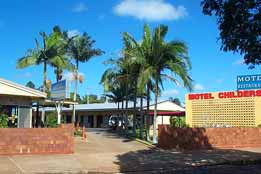 Motel Childers - Accommodation Coffs Harbour