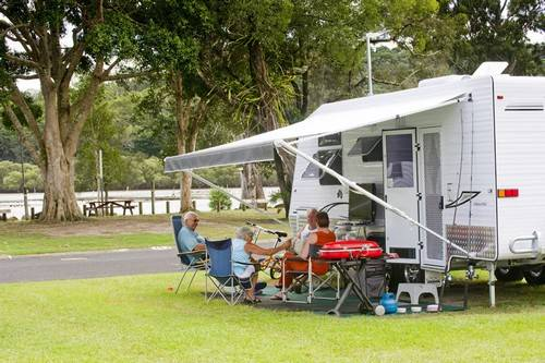 North Coast Holiday Parks Ferry Reserve - Accommodation Coffs Harbour