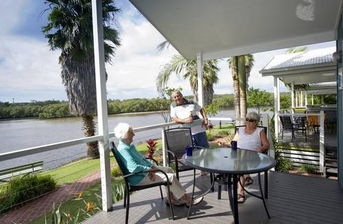 North Coast Holiday Parks Terrace Reserve - Accommodation Coffs Harbour