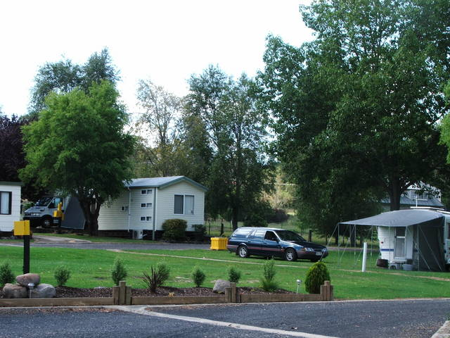 Poplar Caravan Park - Accommodation Coffs Harbour