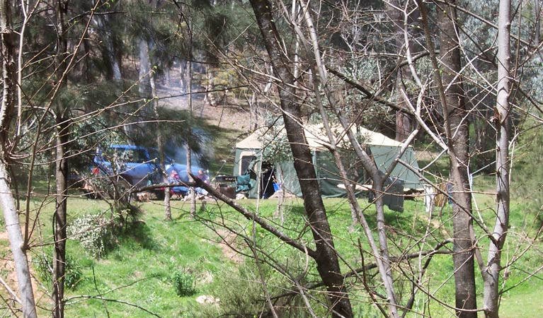 Abercrombie Caves campground - Accommodation Coffs Harbour