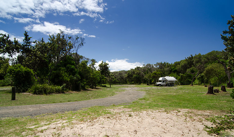 Banksia Green campground - Accommodation Coffs Harbour