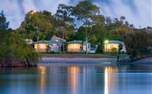 Boyds Bay Holiday Park - South - Accommodation Coffs Harbour