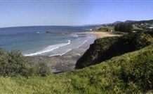 Coledale Beach Camping Reserve - Accommodation Coffs Harbour
