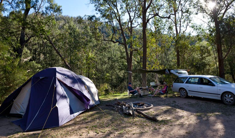 Deua River campgrounds - Deua