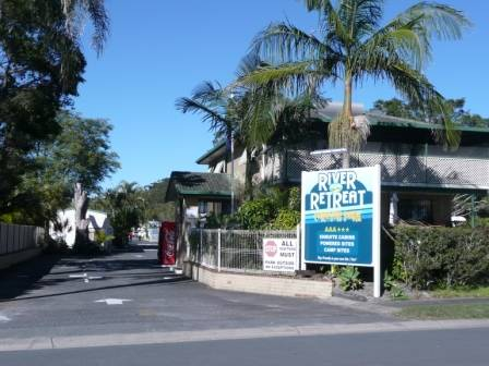 River Retreat Caravan Park - Accommodation Coffs Harbour