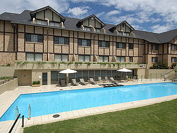 The Hills Lodge Hotel  Spa - Accommodation Coffs Harbour