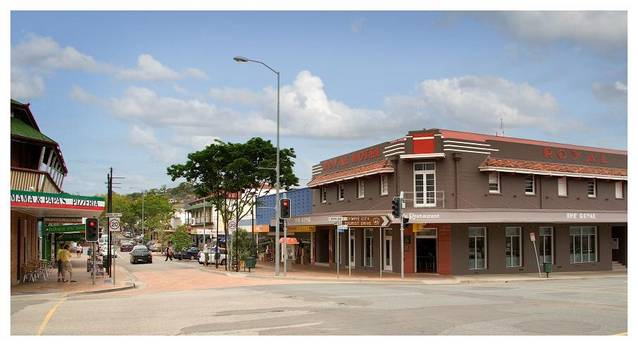 The Royal Hotel - Accommodation Coffs Harbour
