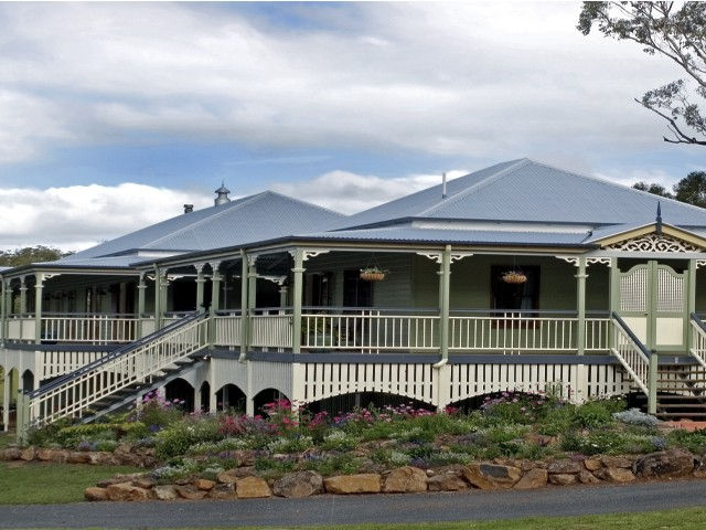 The Sanctuary Springbrook Guest House Cottage - Accommodation Coffs Harbour