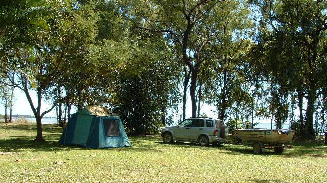 Weipa Caravan Park  Camping Ground - Accommodation Coffs Harbour