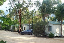 Yallakool Caravan Park on Bjelke-Petersen Dam - Accommodation Coffs Harbour