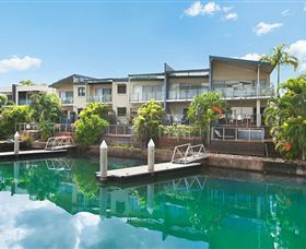 Bay View Luxury Waterfront Villa - Accommodation Coffs Harbour