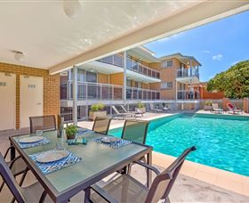 Copacabana Shores Beachside Accommodation - Accommodation Coffs Harbour
