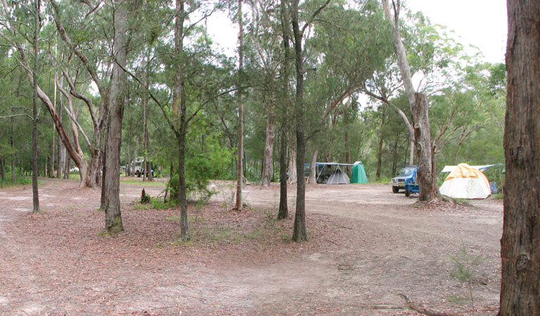 Wallingat River Campground