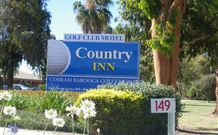 Barooga Country Inn Motel - Barooga - Accommodation Coffs Harbour