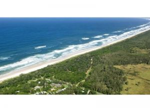 Wooyung Beach Holiday Park - Accommodation Coffs Harbour