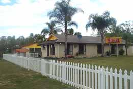 Gayndah A Motel - Accommodation Coffs Harbour