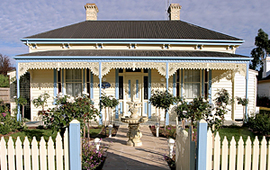 Carrington House - Accommodation Coffs Harbour