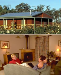 Twin Trees Country Cottages - Accommodation Coffs Harbour