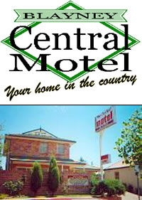 Blayney Central Motel - Accommodation Coffs Harbour