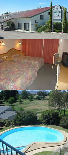 Tumut Motor Inn - Accommodation Coffs Harbour