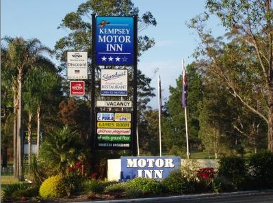 Kempsey Motor Inn - Accommodation Coffs Harbour