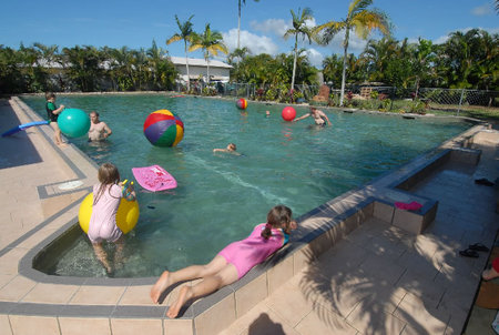 Kurrimine Beach Holiday Park - Accommodation Coffs Harbour