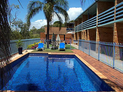 Tannum on the Beach Motel - Accommodation Coffs Harbour