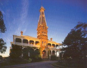 Rupertswood Mansion - Accommodation Coffs Harbour