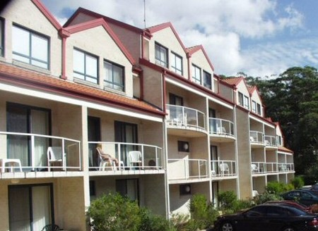 Nelson Bay Breeze Resort - Accommodation Coffs Harbour