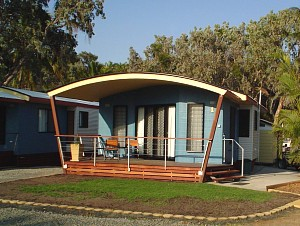 Island View Caravan Park - Accommodation Coffs Harbour