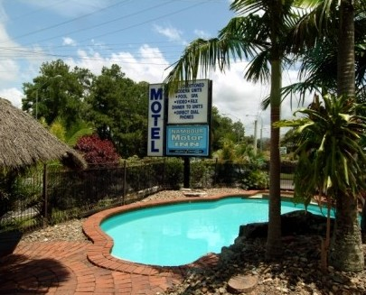 Nambour Motor Inn - Accommodation Coffs Harbour