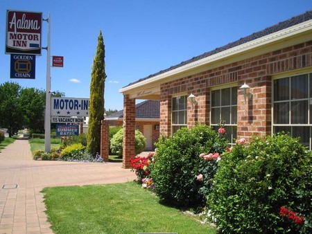 Aalana Motor Inn - Accommodation Coffs Harbour
