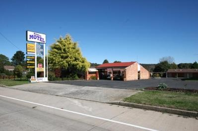 Alpha Motel - Accommodation Coffs Harbour