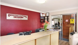 Country Capital Motel - Accommodation Coffs Harbour