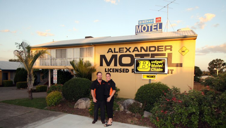 Alexander Motel - Accommodation Coffs Harbour