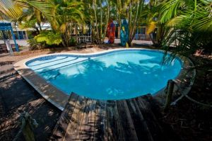 Tin Can Bay Motel - Accommodation Coffs Harbour