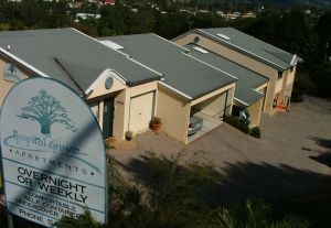 Hospital Grove Apartments - Accommodation Coffs Harbour