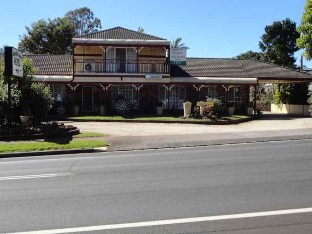 Alstonville Settlers Motel - Accommodation Coffs Harbour