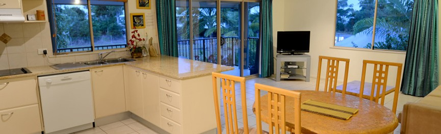 Mission Reef Resort - Accommodation Coffs Harbour