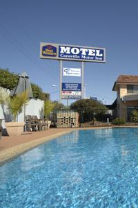 Caravilla Motel - Accommodation Coffs Harbour
