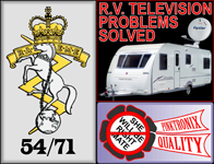 PinkTronix-RV TV Specialist - Accommodation Coffs Harbour