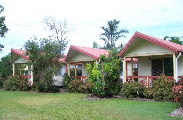 Flying Fish Point Tourist Park - Accommodation Coffs Harbour