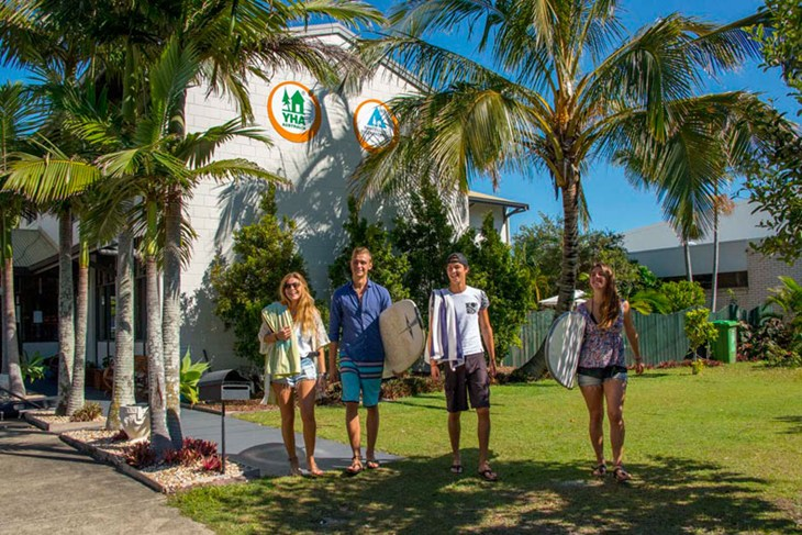Coolangatta YHA - Kirra Beach Gold Coast - Accommodation Coffs Harbour