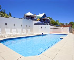 1770 Sovereign Lodge Retreat - Accommodation Coffs Harbour