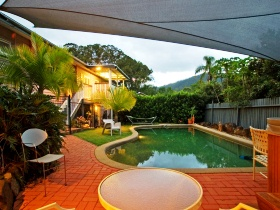 The Odd Gecko - Accommodation Coffs Harbour